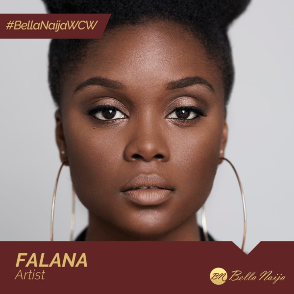For The Love Of Soul Fusion! Falana Is Our #bellanaijawcw This Week photo