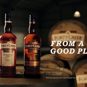 Forty Creek Whisky Gets First Design Overhaul photo