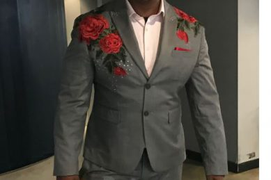 How Social Media Unpacked This Photo Of Dj Fresh In His 'five Roses' Suit photo