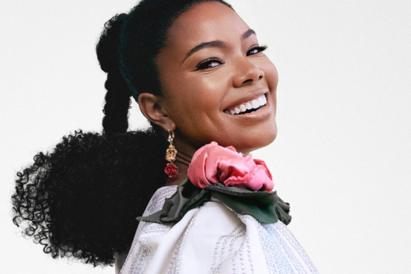 Gabrielle Union Bares It All For The Cut Magazine's Latest Issue photo