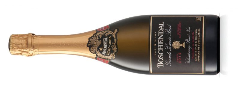 Boschendal bubbles are as good as gold! photo