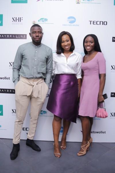 Hlfdw: Heineken Lagos Fashion And Design Week 2017 Press Cocktail photo