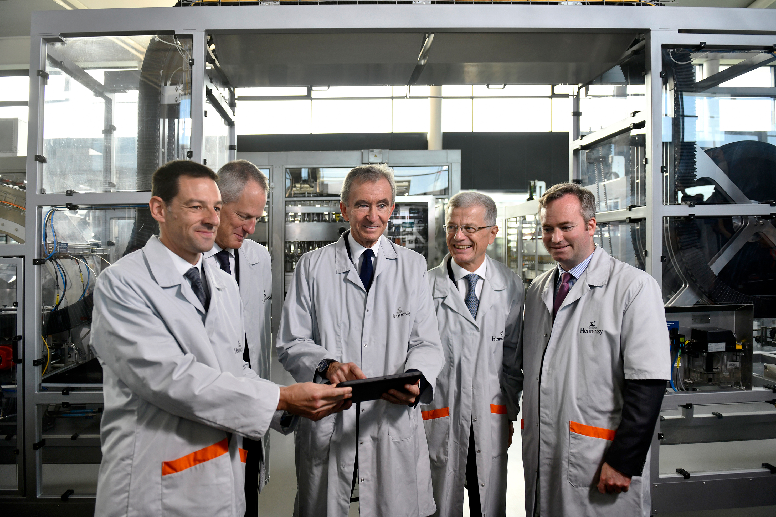 Hennessy Opens ?100m New Plant To Reinforce Growth photo