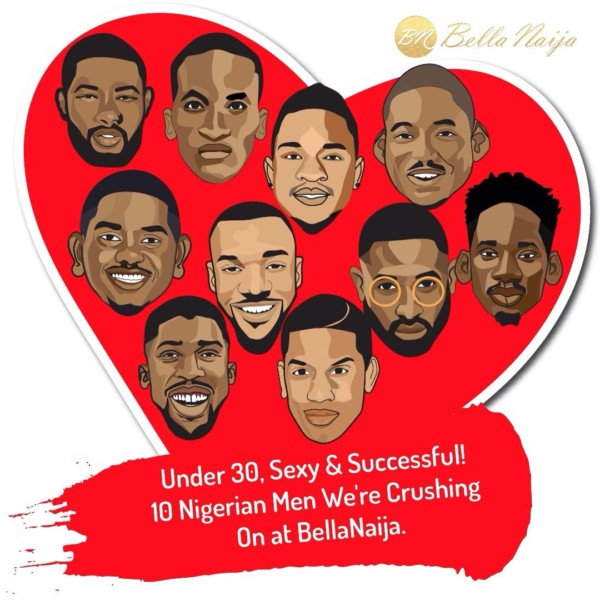 Under 30, Sexy & Successful! Here Are 10 Nigerian Men We're Crushing On photo