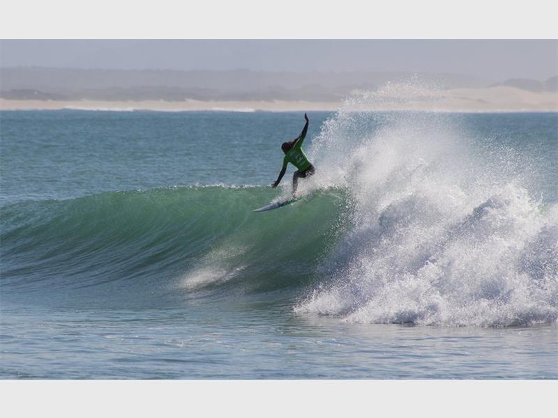 Ugu Surfriders Show Spirit At Sa Champs photo