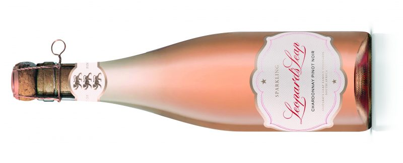 Add some sparkle to your life with the new Sparkling Chardonnay Pinot Noir from Leopard's Leap photo
