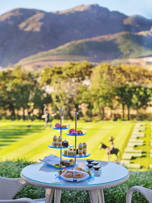 Treat Yourself To Afternoon Tea With A View At Leeu Estates In Franschhoek photo