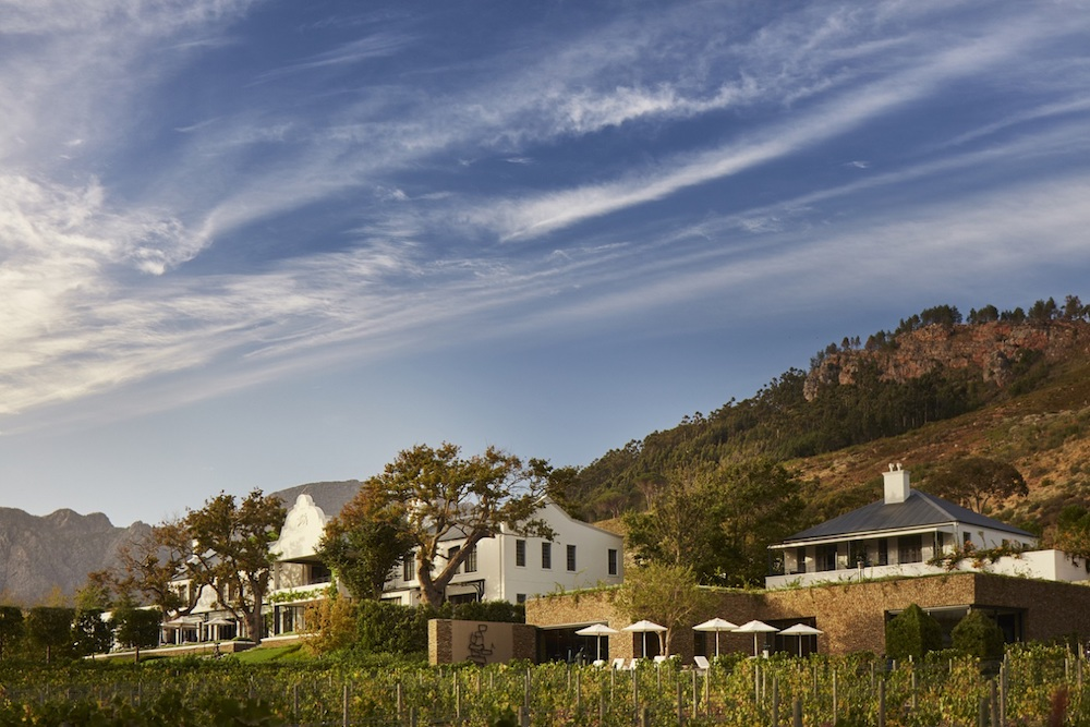 Western Cape Hotel Named As South Africa's Top Wine Country Hotel photo