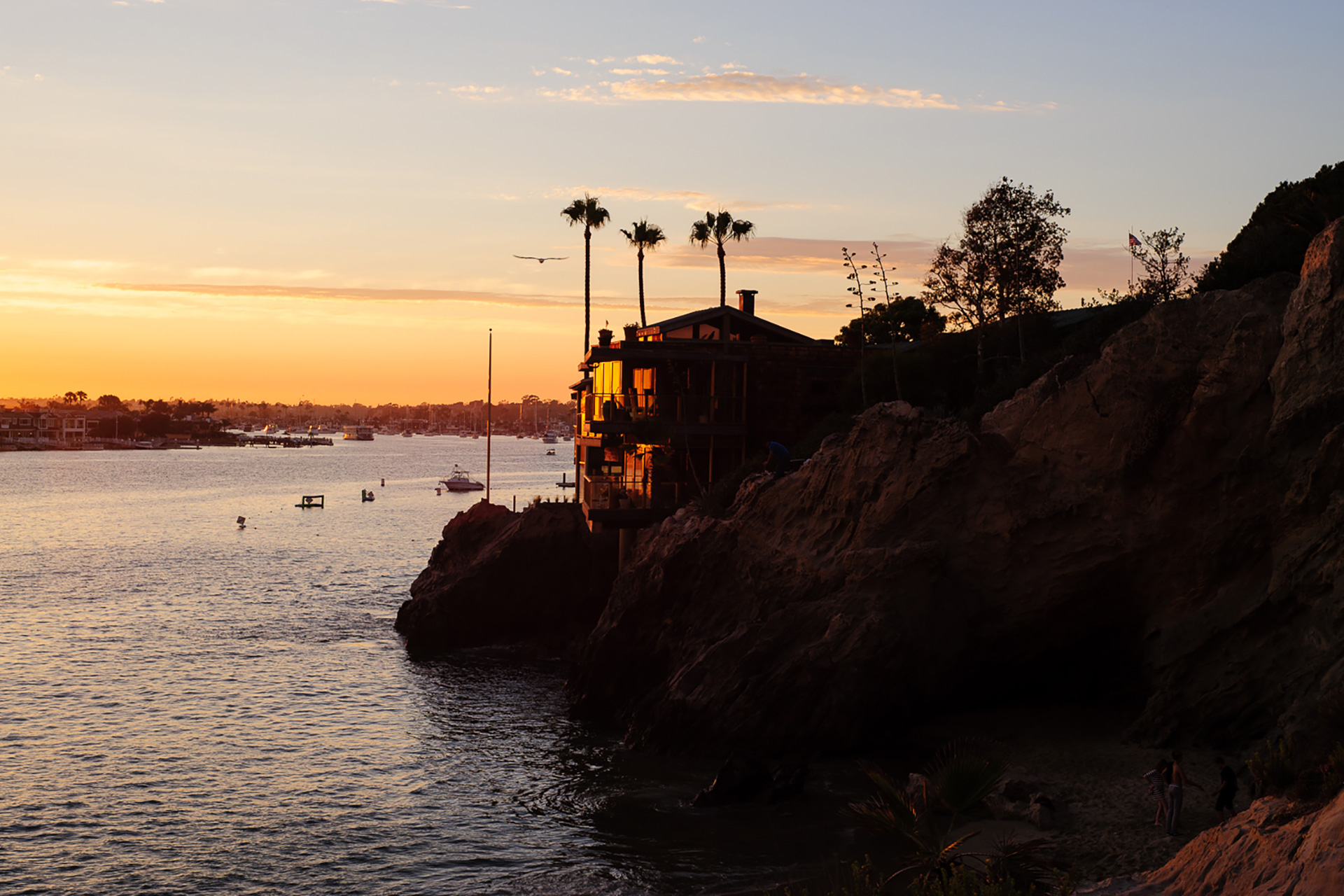 Where To Get Coffee In Newport Beach, California photo