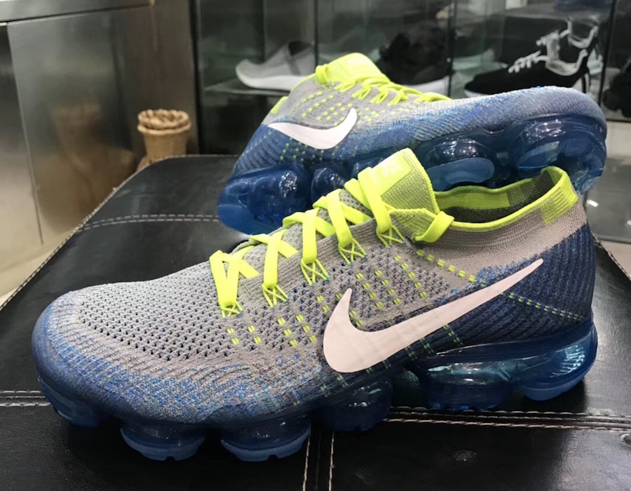 New Images Of The Nike Air Vapormax Sprite ? Kicksonfire.com photo