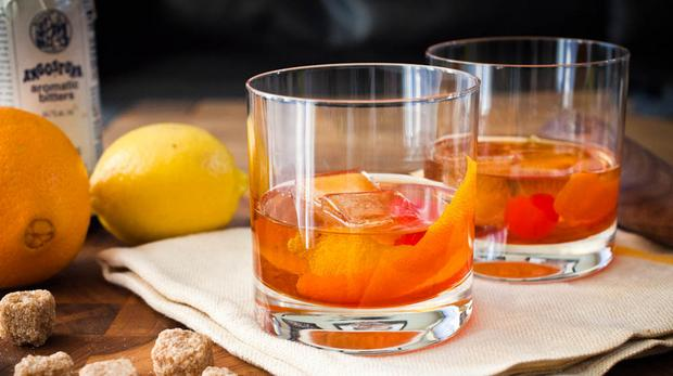 Old Fashioned Cocktail 1 5 Most Popular Sports Drinks