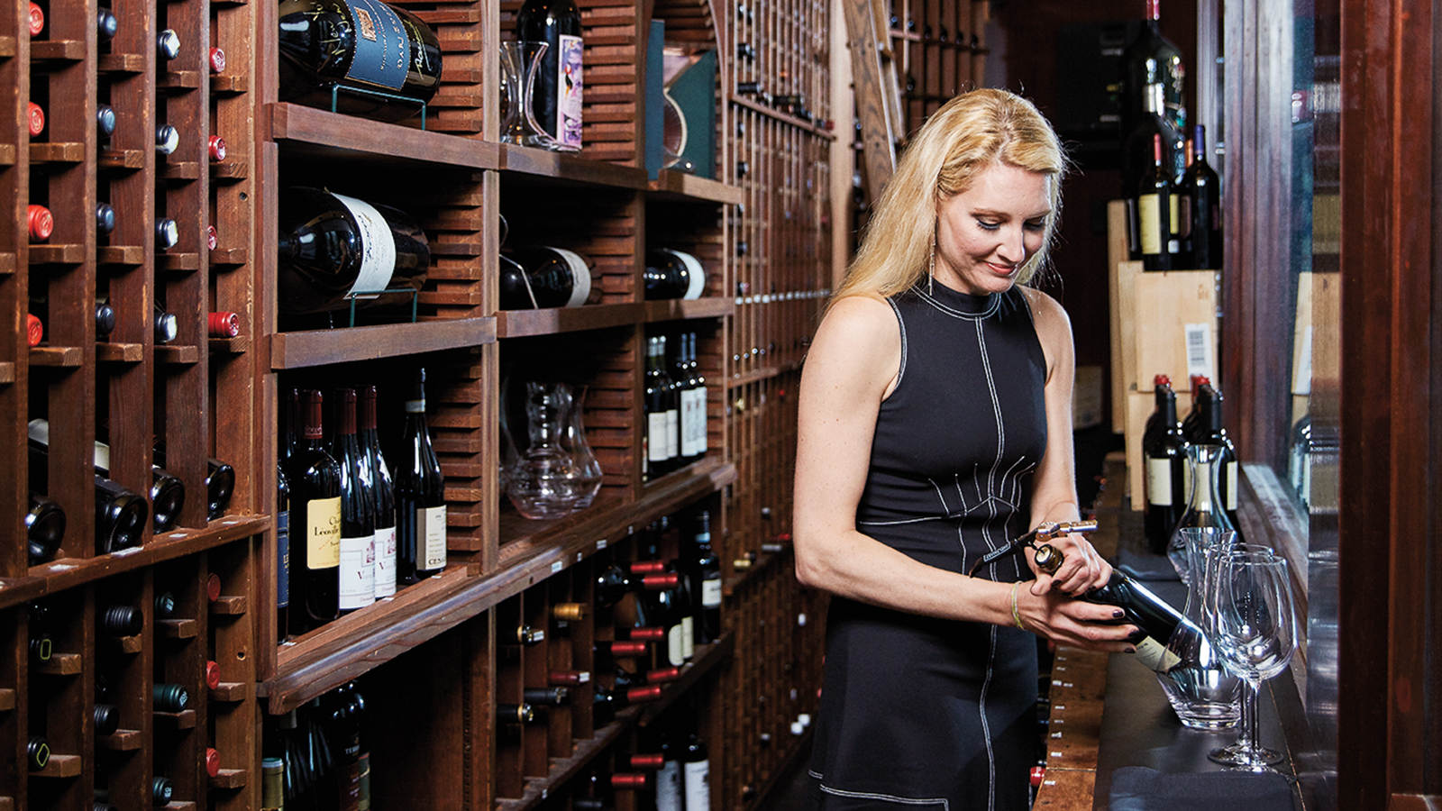 Restaurants With Star Sommeliers photo