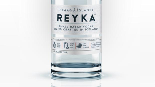 Iceland Serves A Chilled Vodka For #vodkaday photo