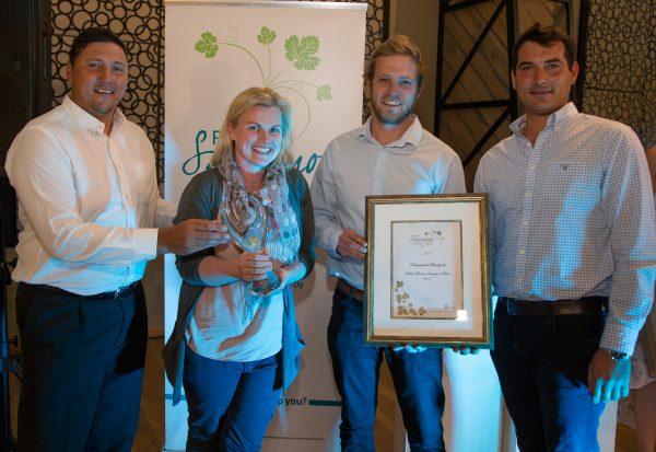Diemersdal's Maiden Winter Ferment Sauvignon Blanc Takes 3rd Major Wine Award photo