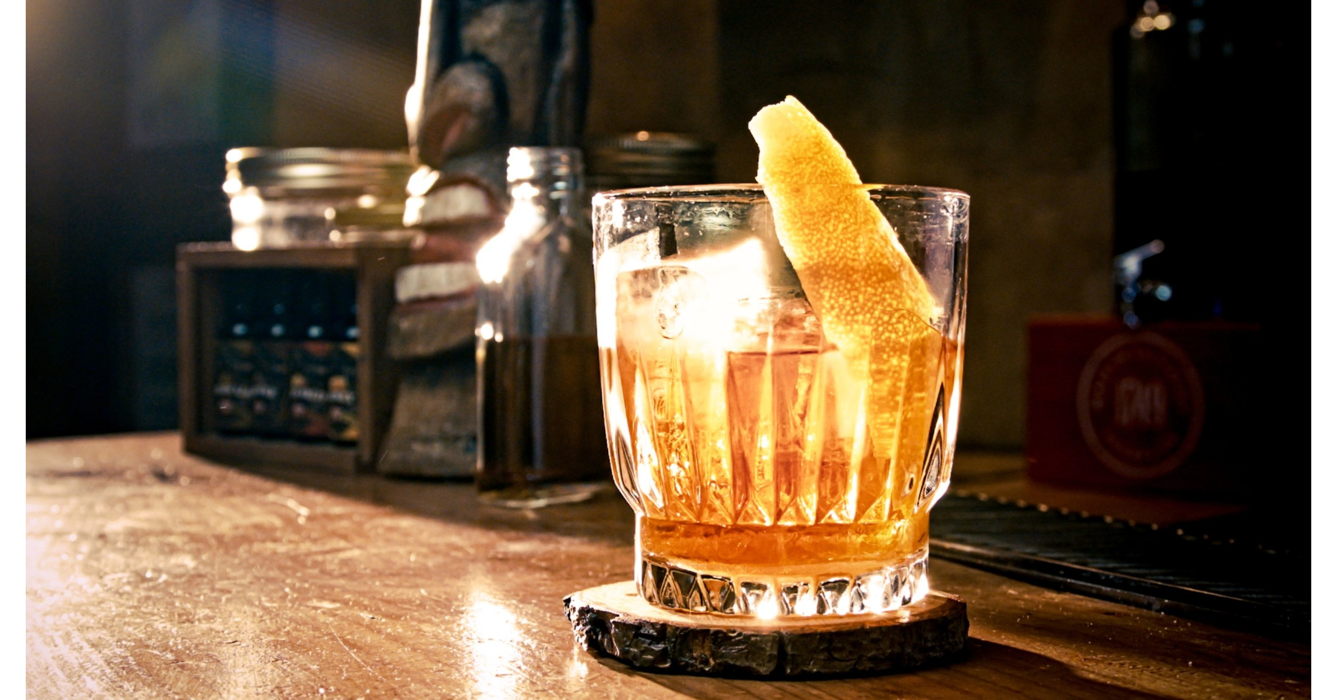 Spiribam: Join The Global Buzz Of Old Fashioned Cocktail Week Nov. 2-11 2017 photo