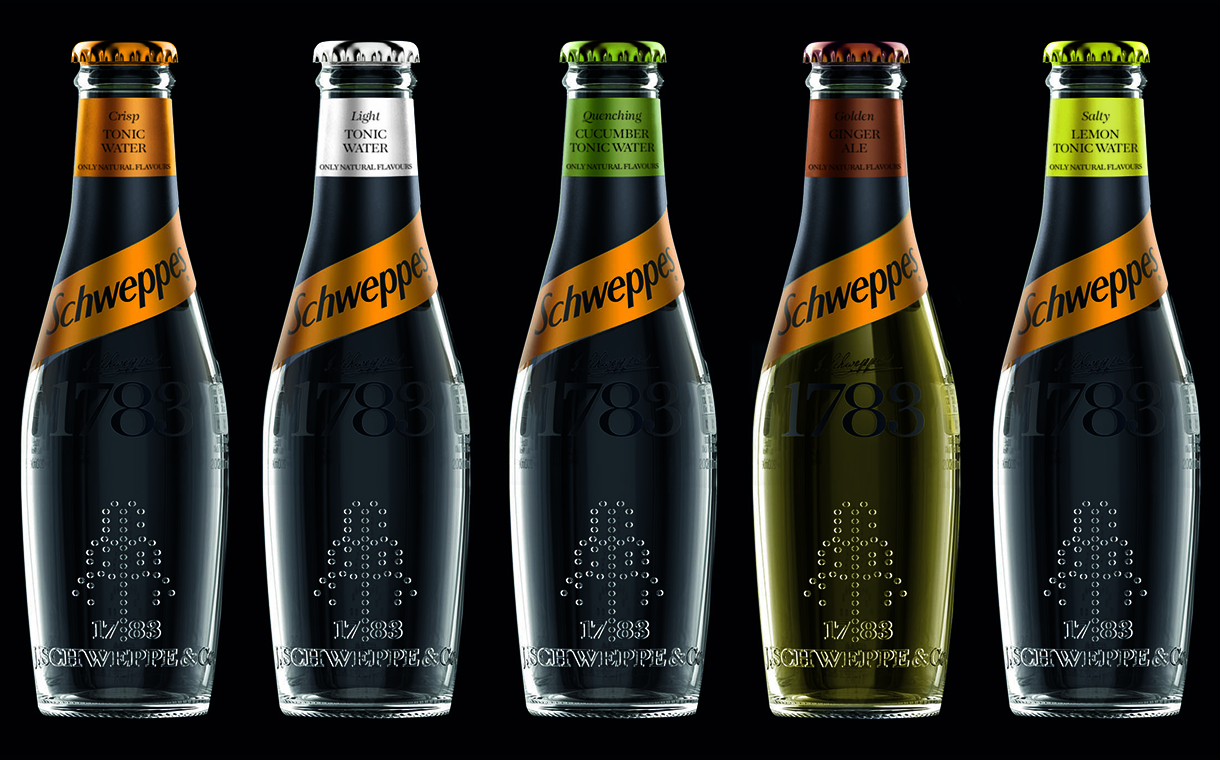 Coca-cola Rebrands Schweppes With New Flavours And Bottles photo