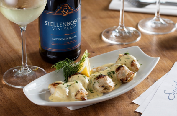 Swirl at Stellenbosch Vineyards – Where the table is set for a delectable experience photo