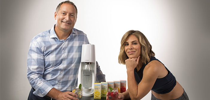 Sodastream Partners With Jillian Michaels photo