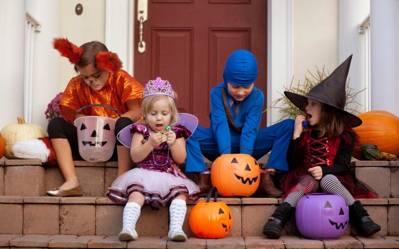 A Midlife Survival Guide To Hellish Halloween photo