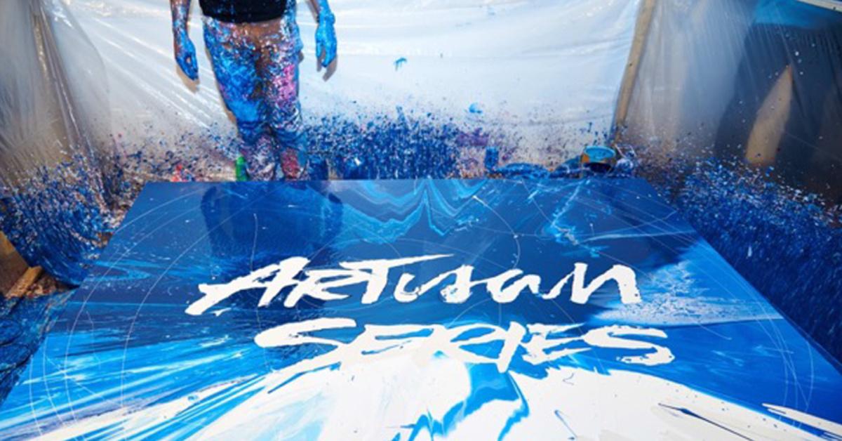 The Bombay Sapphire Artisan Series Is Sending A Toronto Artist To Miami photo