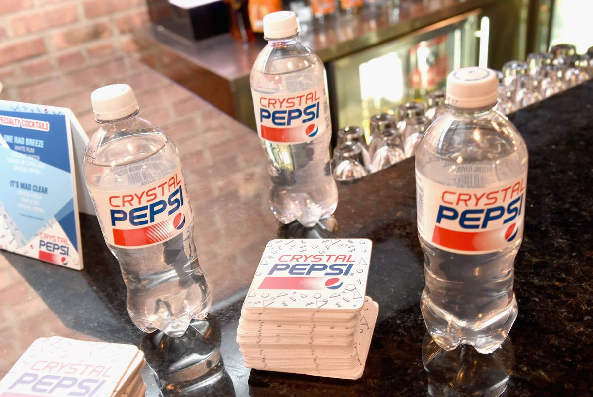 What We Can Learn From The Failure Of Crystal Pepsi photo