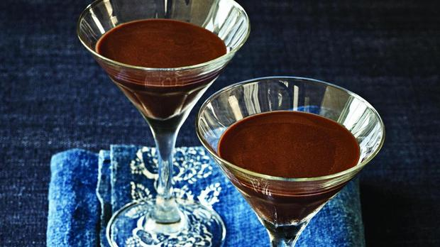 #chocolateweek The Ultimate Chocolate Martini By Paul A Young photo