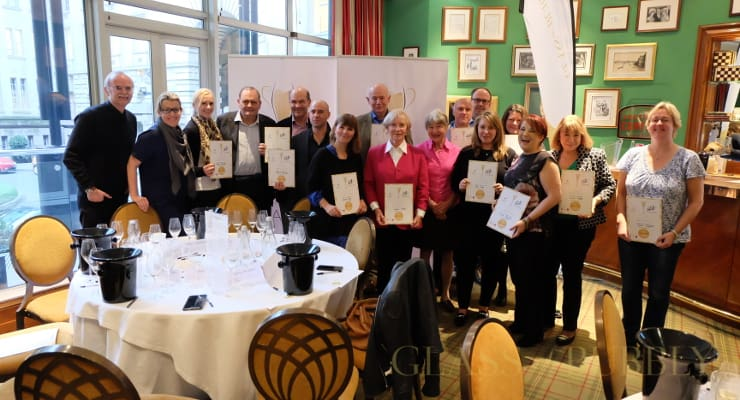 The World's Finest Glass Of Bubbly Awards photo