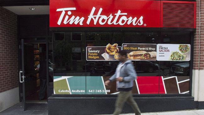 Tim Hortons Unveils With Buffalo Sauce Latte photo
