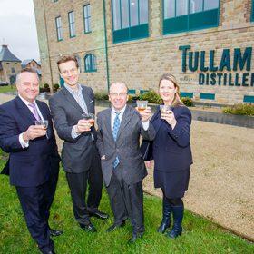 William Grant Invests ?25m In Tullamore Dew Distillery photo