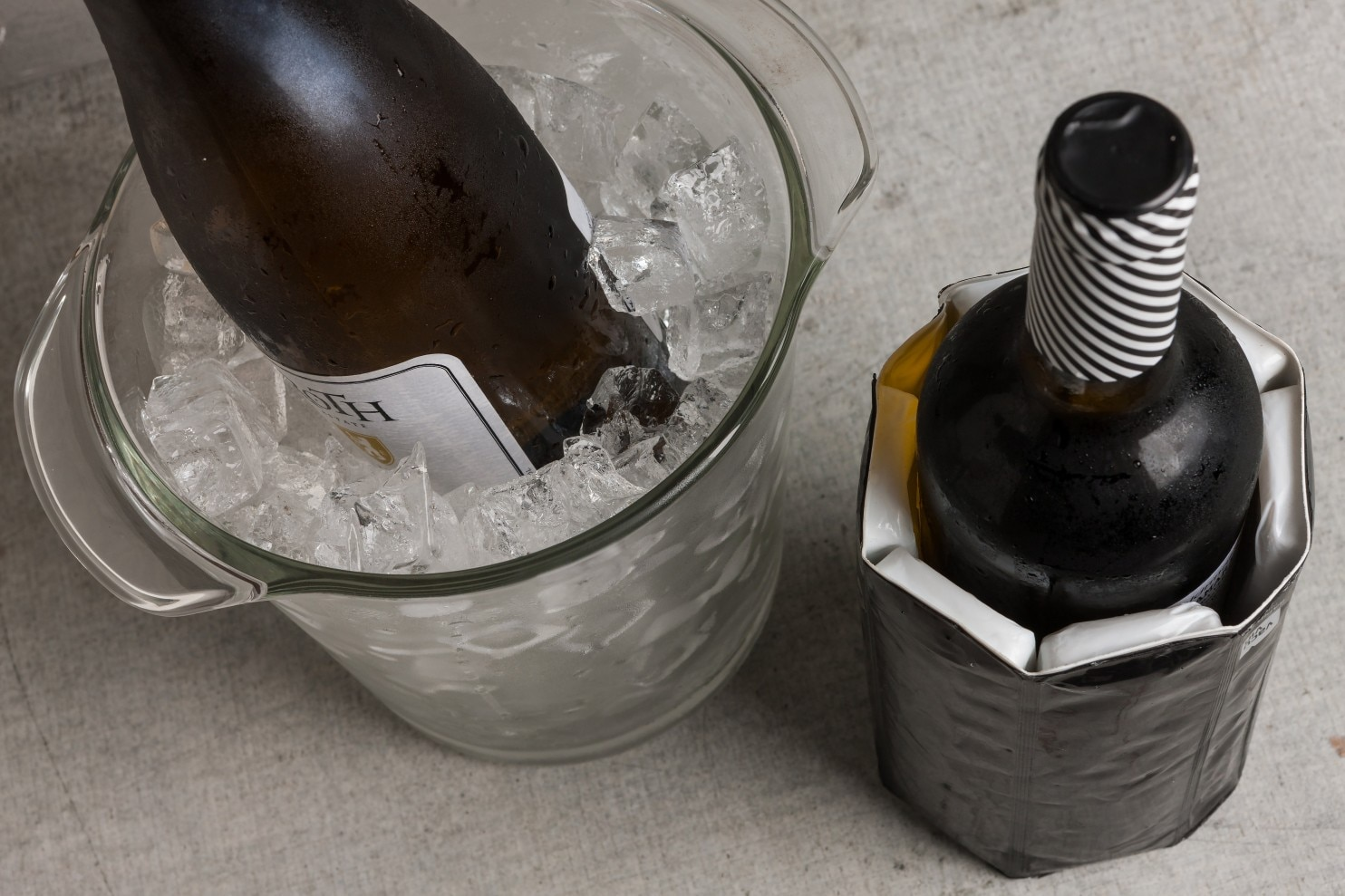 Which Method Of Chilling Wine Really Gets The Job Done In 20 Minutes? photo