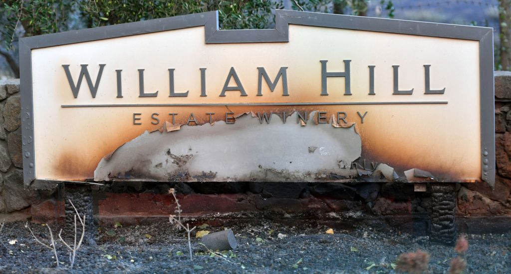 Napa And Sonoma Wildfires Destroy Wineries, Bars And Hotels; Many Others Threatened photo