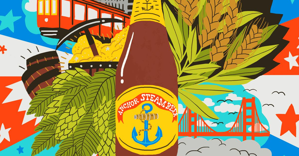 Anchor Steam Is The Liquid Godfather Of All American Beers photo