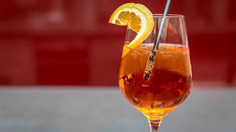 A Pop-up Aperol Spritz Bar Is Heading To Adelaide! photo
