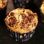Banana and Chocolate Chip Blender Muffins photo