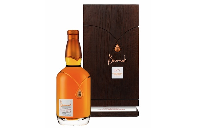 Benromach Continues Vintage Whisky Bottlings With A 1977 Release photo