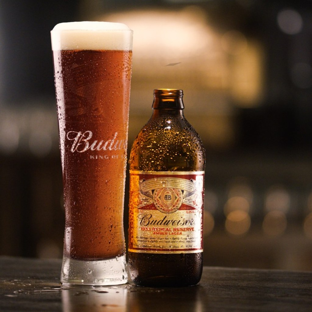 Budweiser Is Going Back To The Prohibition Era For Its New Beer photo
