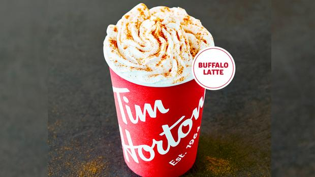Would You Drink A Buffalo Wing Flavoured Latte? photo