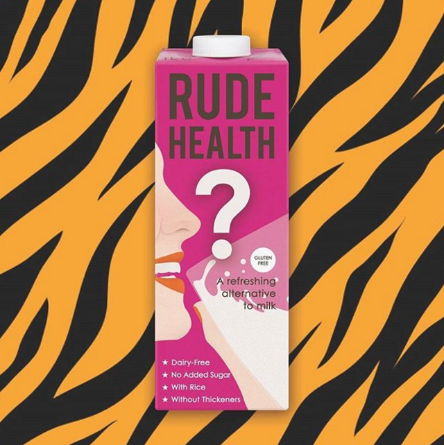 Vegans Are Kicking Off After Rude Health Started Promoting Full Fat Milk photo