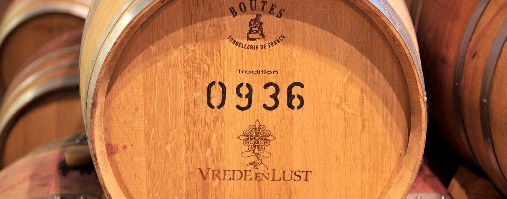 Vrede en Lust Introduces Cellar Tours photo