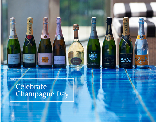 Win On Champagne Day photo