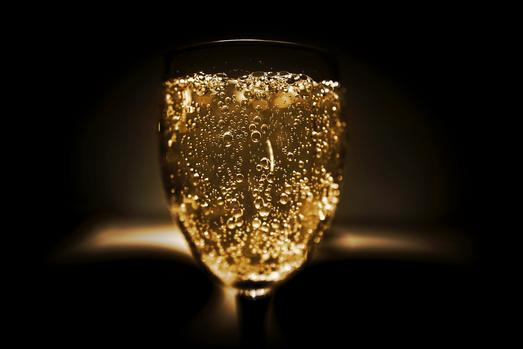 #champagneday: Why Champagne Sorbet Might Be Illegal photo