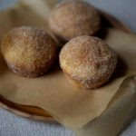 Cinnamon Sugar Breakfast Puffs photo