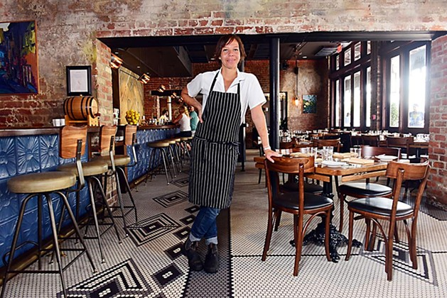 New Orleans Women Chefs And The Fight For Kitchen Equality photo