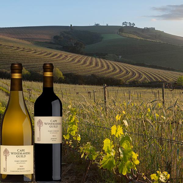 Cape Winemakers Guild Tour and Tasting at Jordan Wine Estate photo