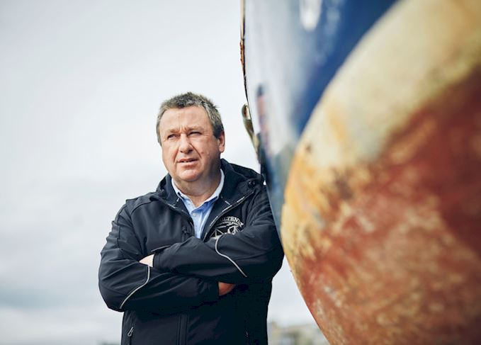 Five Minutes With: Malcolm Waring, Old Pulteney photo