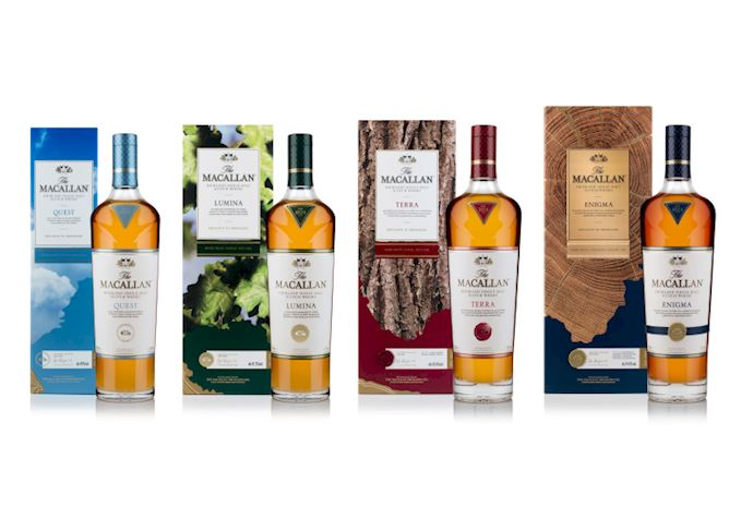Macallan Quest Collection For Travel Retail photo