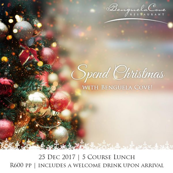 Spend Christmas with Benguela Cove photo