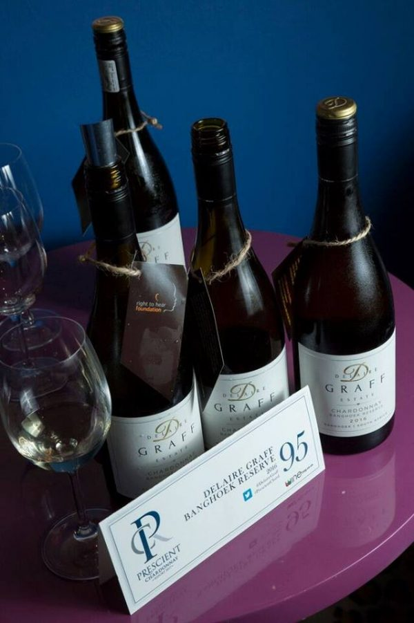 The Best Rated Chardonnays in South Africa for 2017 photo