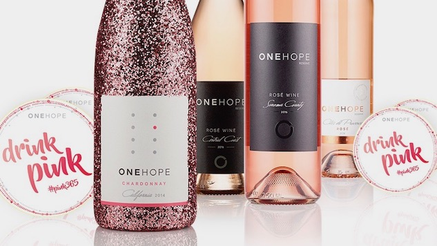 Drink Wine, Help Fight Breast Cancer photo