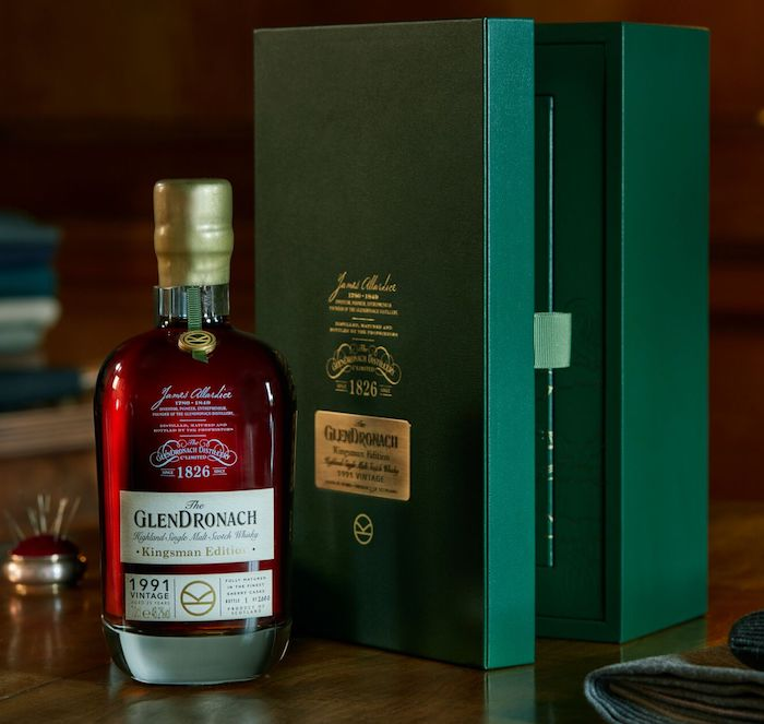 Whisky Review: Glendronach 25 Year Old 1990 Kingsman Edition photo